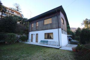 Villa with garden Stresa