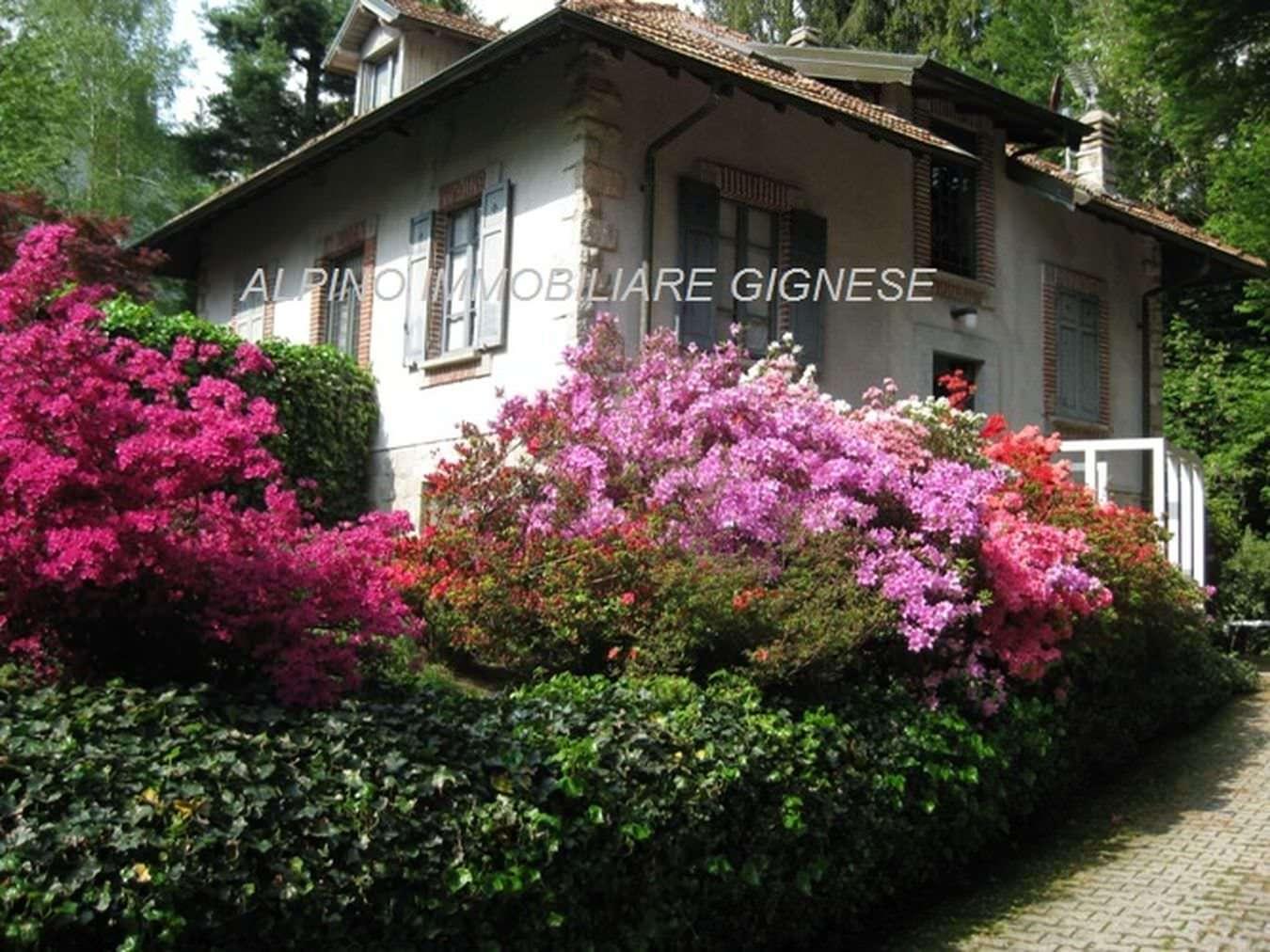 Villa in zona golf Alpino Gignese