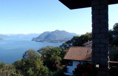 Villa on the hills of Stresa