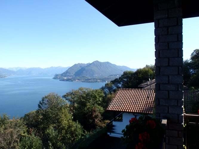 Villa colline Stresa