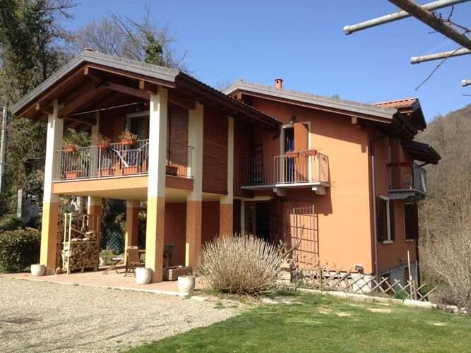 Restored farm house Brovello Carpugnino