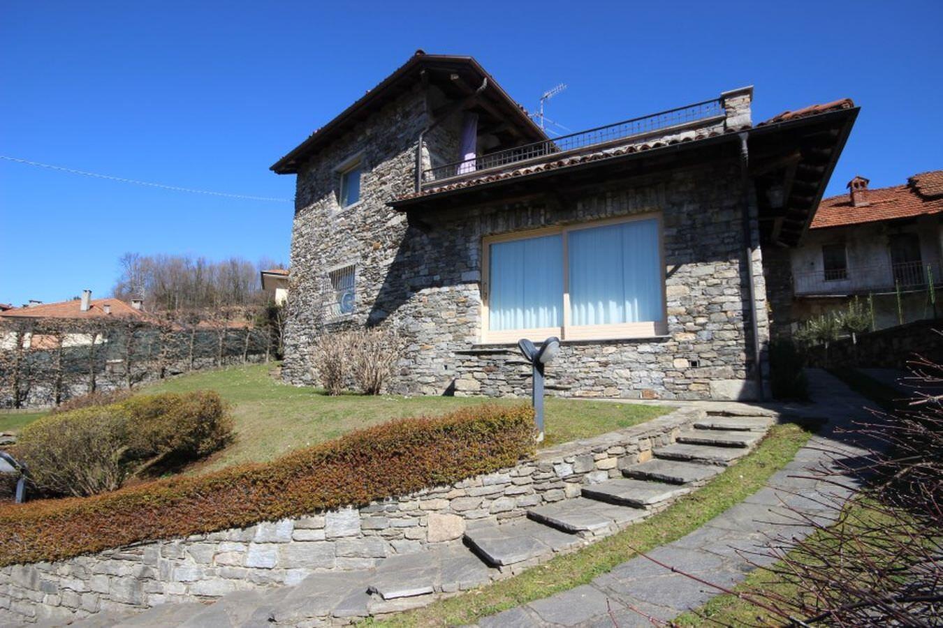 Antica casa di corte colline Stresa