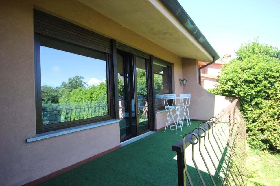 Villa in residential context Gignese
