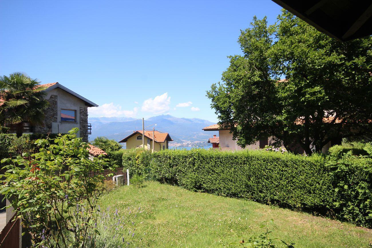 Bilocale vista Lago Maggiore