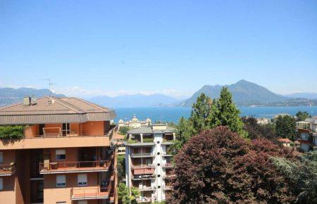 Appartamento vista Lago Maggiore Stresa