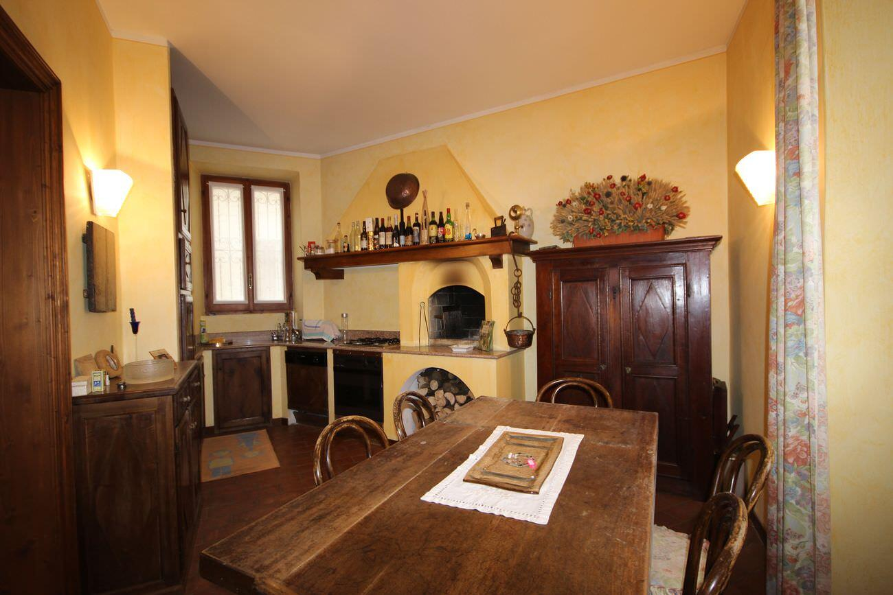 Romantic house in historic centre of Gignese