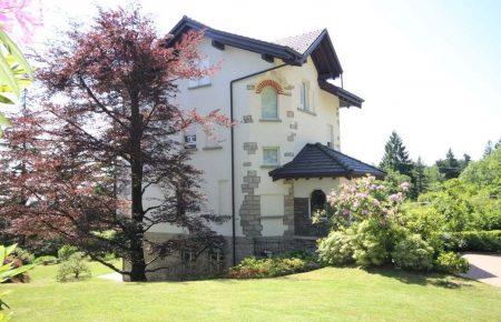 Vintage villa Maggiore Lake view