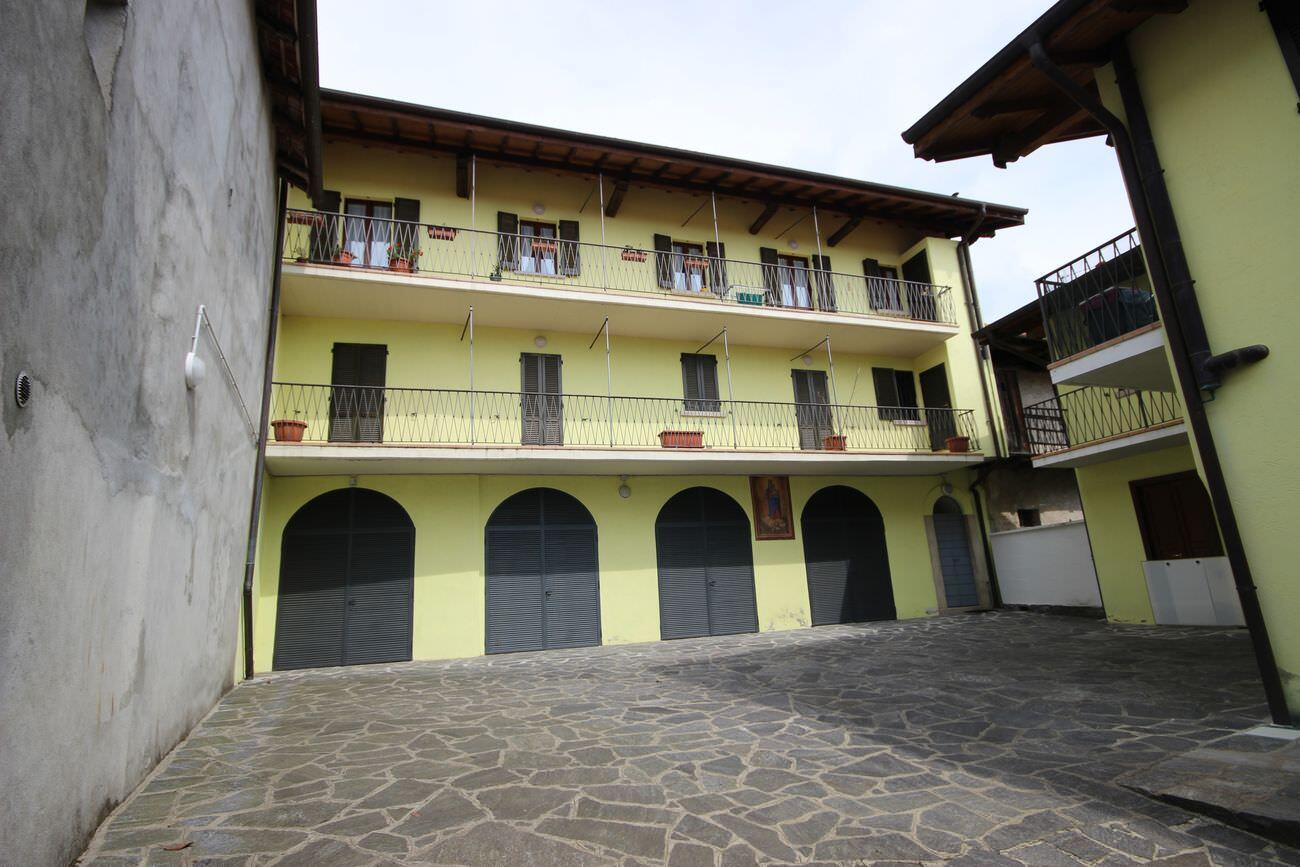 Appartamento centro storico Gignese