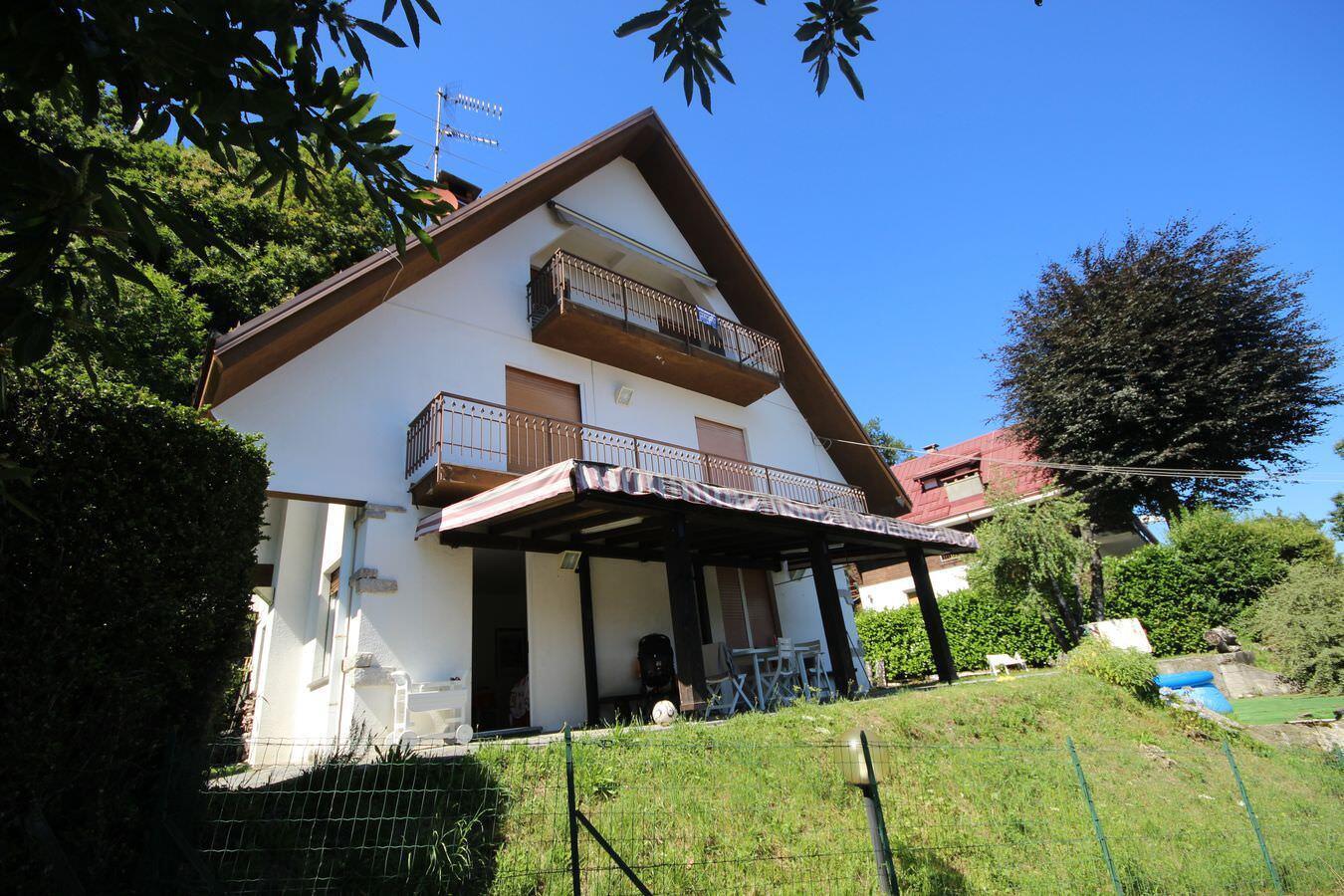 Appartamento in abitazione stile chalet