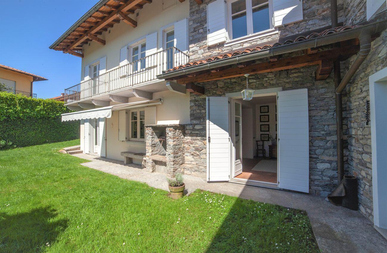 Villa romantica sulle colline di Stresa
