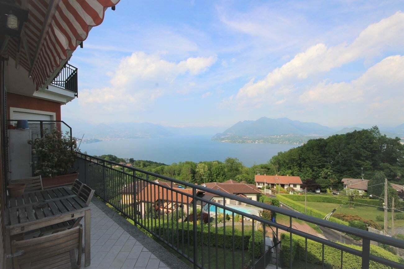 Appartamento vista lago Maggiore Magognino