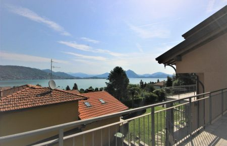 Villa in  residential complex in Baveno