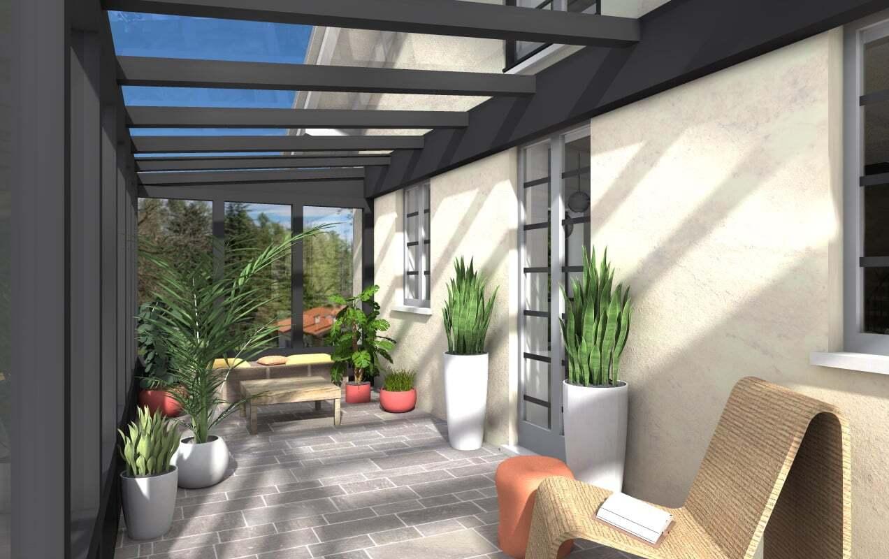 Villa con vista panoramica e giardino  a Gignese