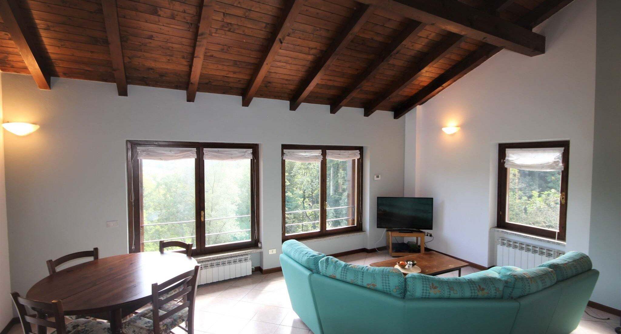 Appartamento in zona residenziale Gignese