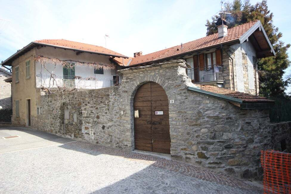 Antica casa centro Gignese