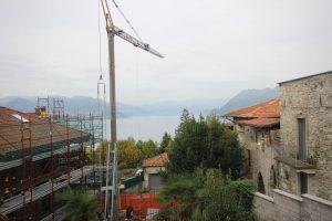 Casa in centro storico colline Stresa