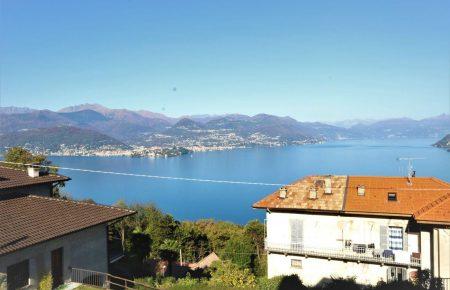 Grande casa colline Stresa Vista Lago Maggiore