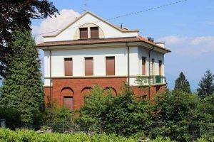 Villa alture di Stresa zona Alpino