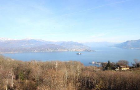 Appartamento alture di Stresa magnifica vista lago